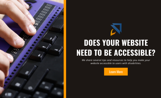 Does Your Website Need to be Accessible?