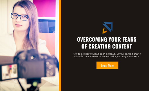 Overcoming Your Fears of Creating Content
