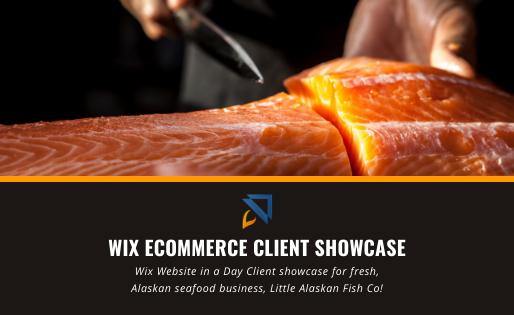 Wix Ecommerce Client Showcase