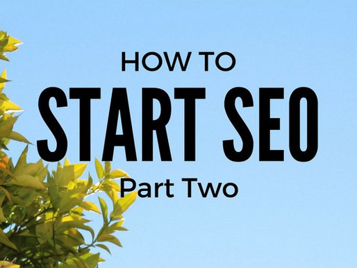 Finding your Target Audience: How to Start & Setup SEO (Part 2)