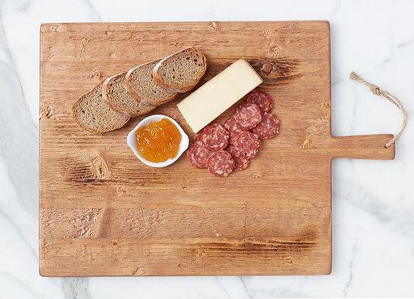 Rectangle medium Pine cutting board