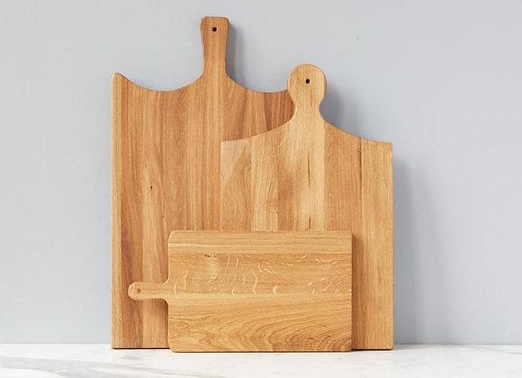 Euro Cutting Board Set