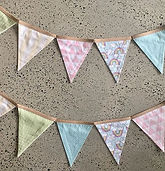 planet party kits pastel bunting decorat