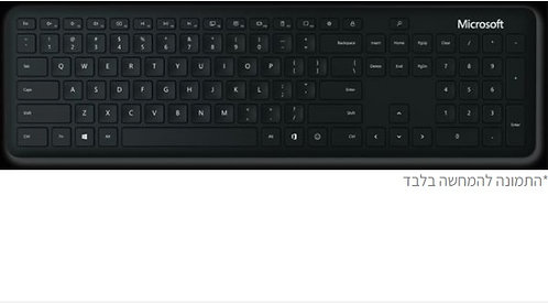 Microsoft Bluetooth® Keyboard