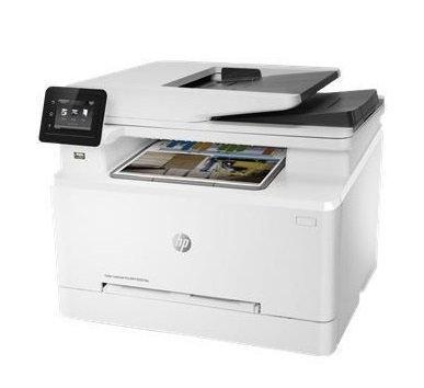 HP Color LaserJet Pro MFP M283fdw מדפסת
