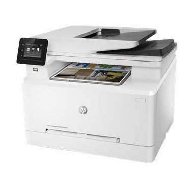 HP Color LaserJet Pro MFP M283fdn מדפסת