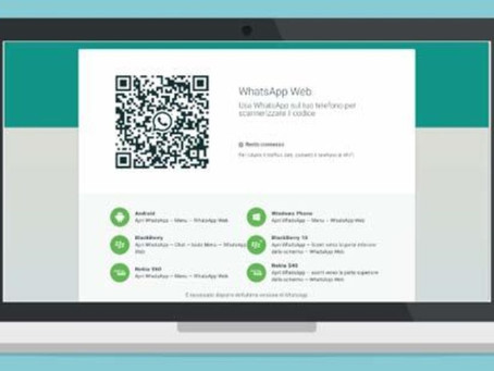 מדריך שימוש על Whatsapp Web - ווטצאפ ווב