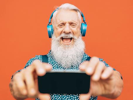 איך להפוך לקשיש מומחה טכנולוגי תוך 30 יום!