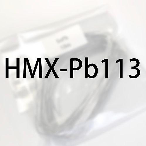 """""""HMX-Pb113 1.0φ""""10m"""