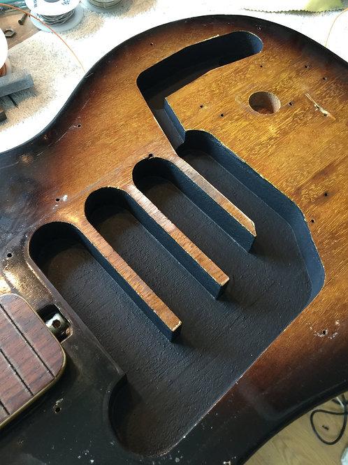 楽器の修理・調整、改造