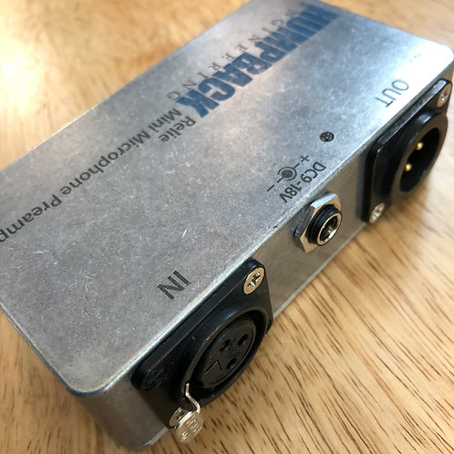 Relie Mini Microphone Preamp(生産中)