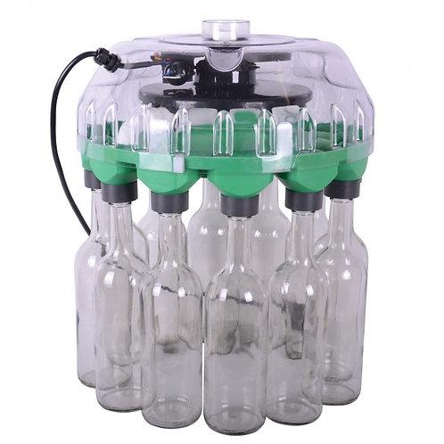 Aquamatic P2 Multiform 12 Glass Bottle Sampler Container