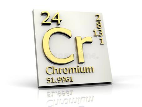 Chromium Supplements: A Blood Sugar Myth?