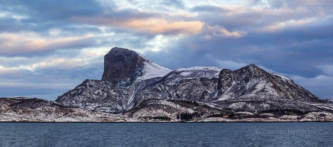 Helgelandküste, Rødøya
