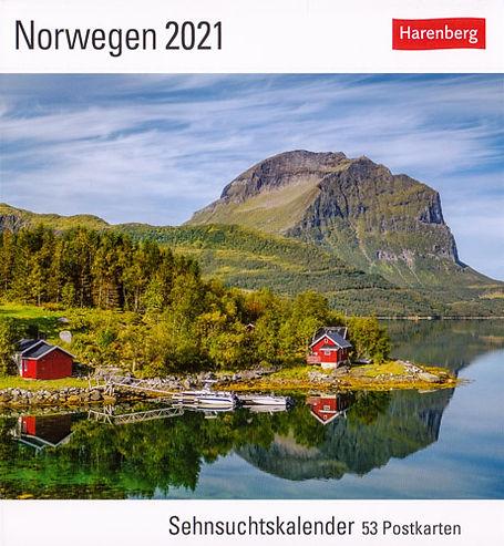 Kalender Norwegen 2021