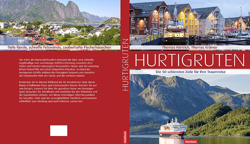 Bildband Hurtigruten