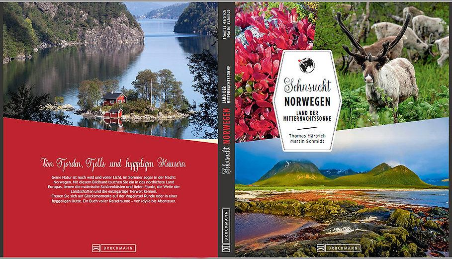 Bildband Sehnsucht Norwegen