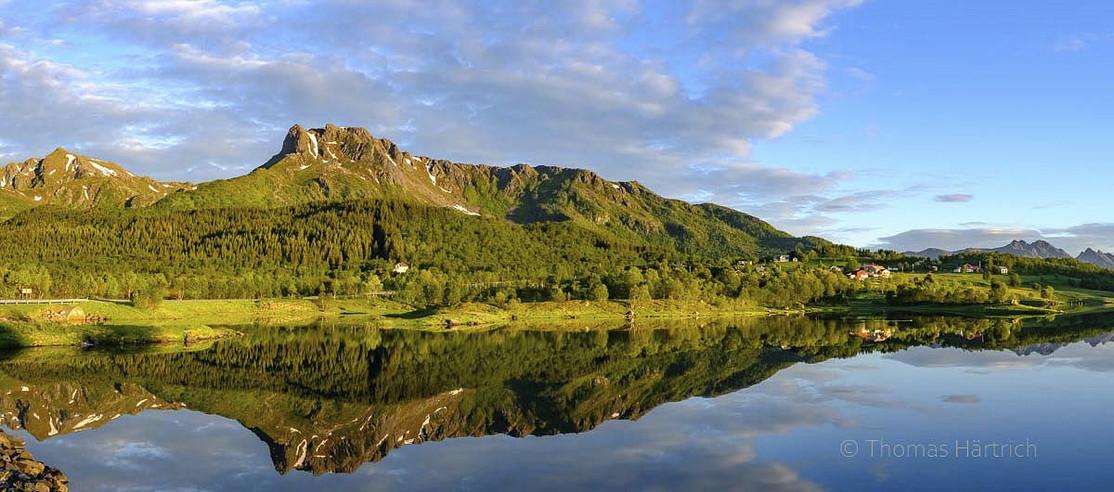 Vesterålen, Langøya