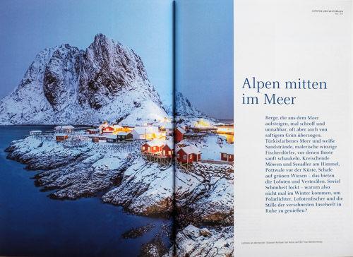 Bildatlas Norwegen Nord