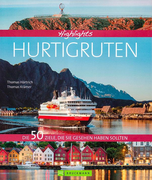 Bildband Highlights Hurtigruten