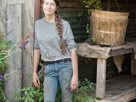 Kerrie, The Farm Girl