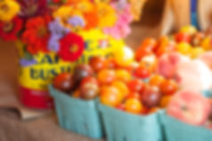 A photo of flowers and tomatoes.jpg