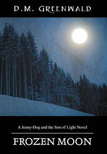 Frozen Moon by D.M. Greenwald