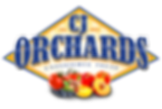 CJ Orchards Logo