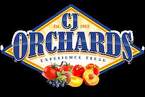 CJ Orchards Logo
