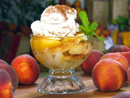 Peach recipes from CJ Orchards