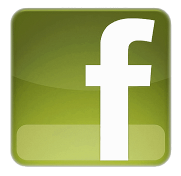 green-facebook-logo