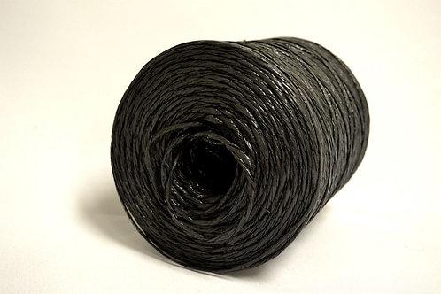 Rafia Negra Bobina De 4-5 Kilos C-3