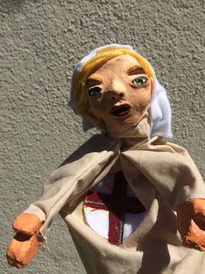 Marionnette : Madame