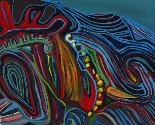 Paysage molécules - Mélodie Lutton
