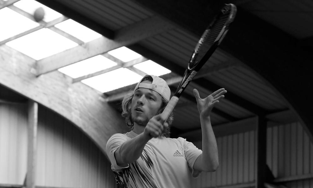 Préparation mentale de Lilian, tennisman