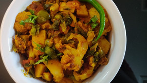 मिक्स वेजीटेबल सब्ज़ी
