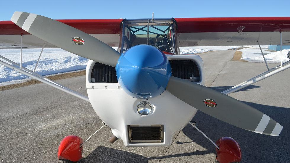 Full Aerobatic Experience Gift Certificate