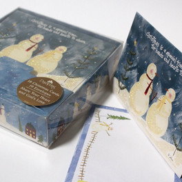 Christmas card box sets