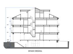Reforma de edificio histórico