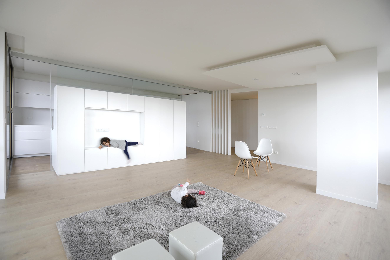 Reforma interior de vivienda