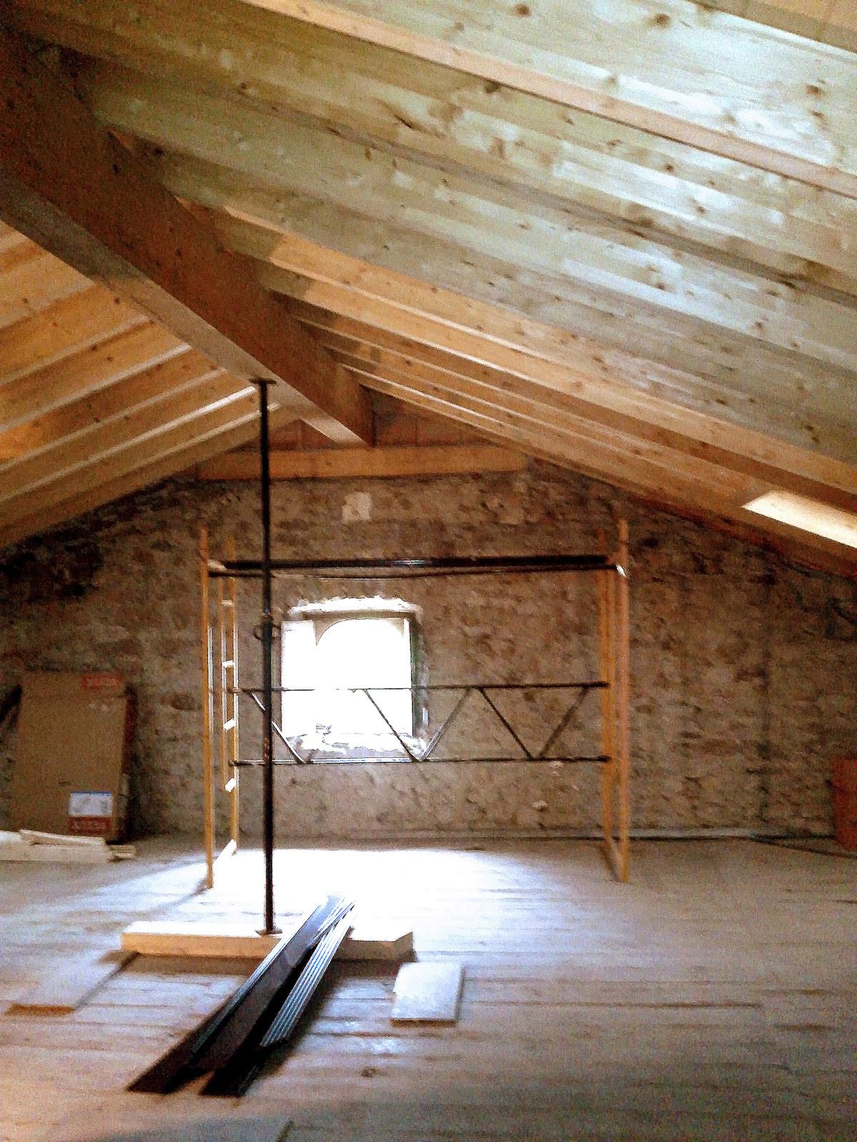 Remodelación de cubiertas