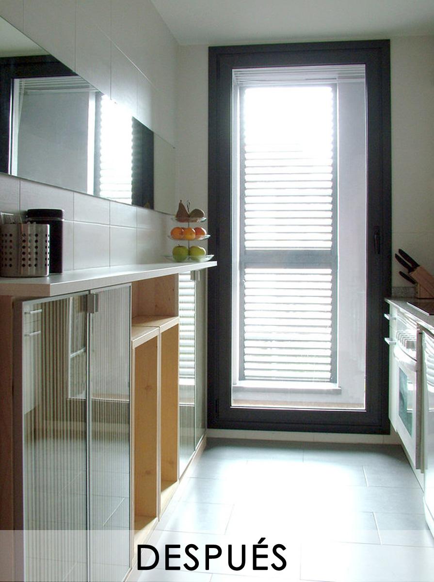 Diseño interior de cocina