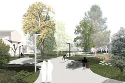 Remodelación de plaza pública