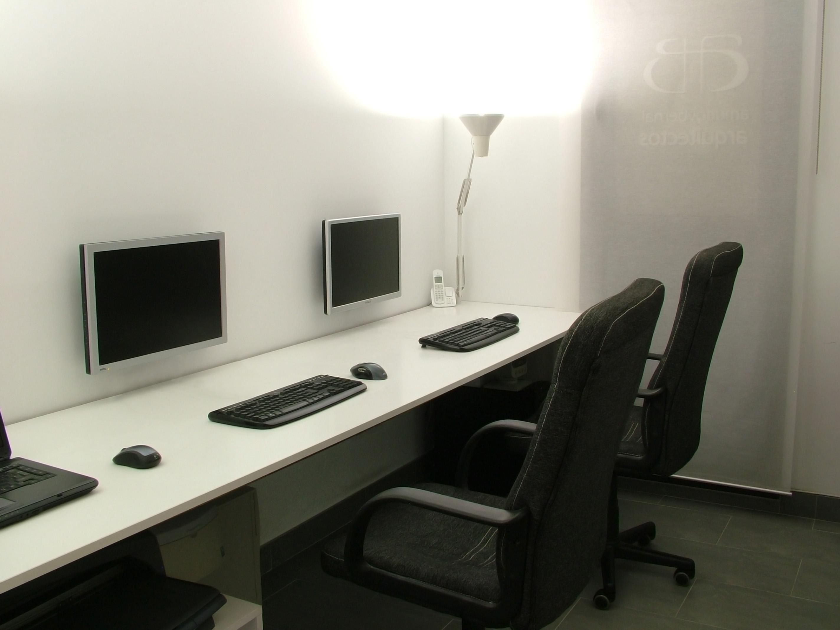 Reforma de oficina