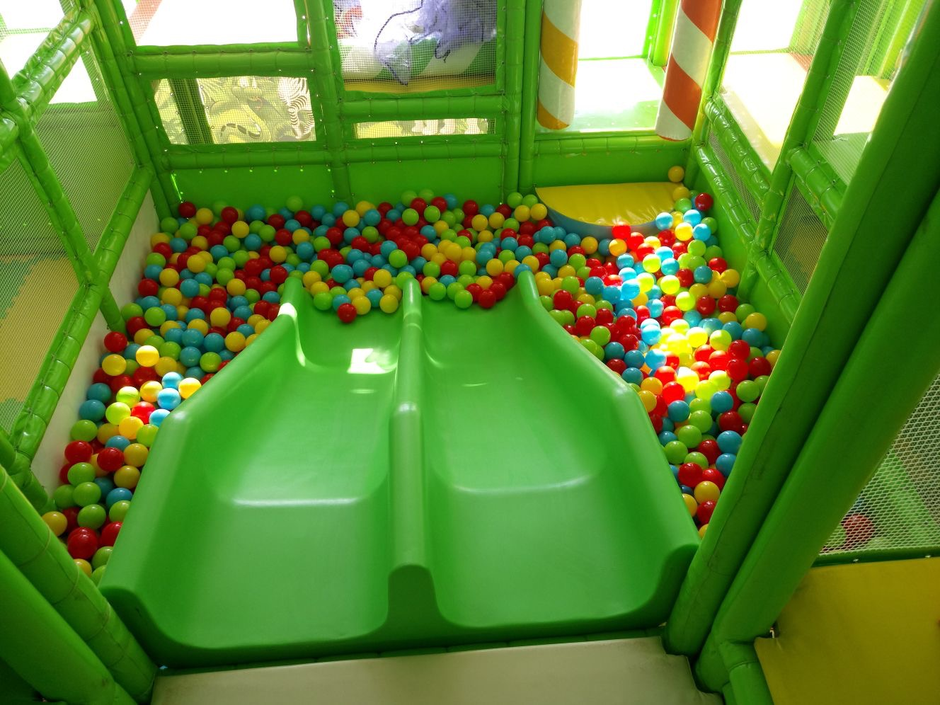 soft play oyun alanı - otel