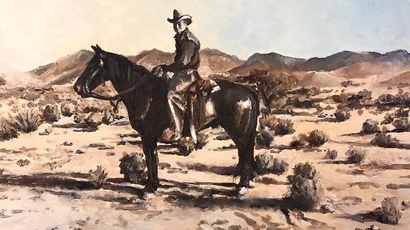 Arizona Cowboy 5x7