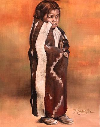 Little Navajo Girl