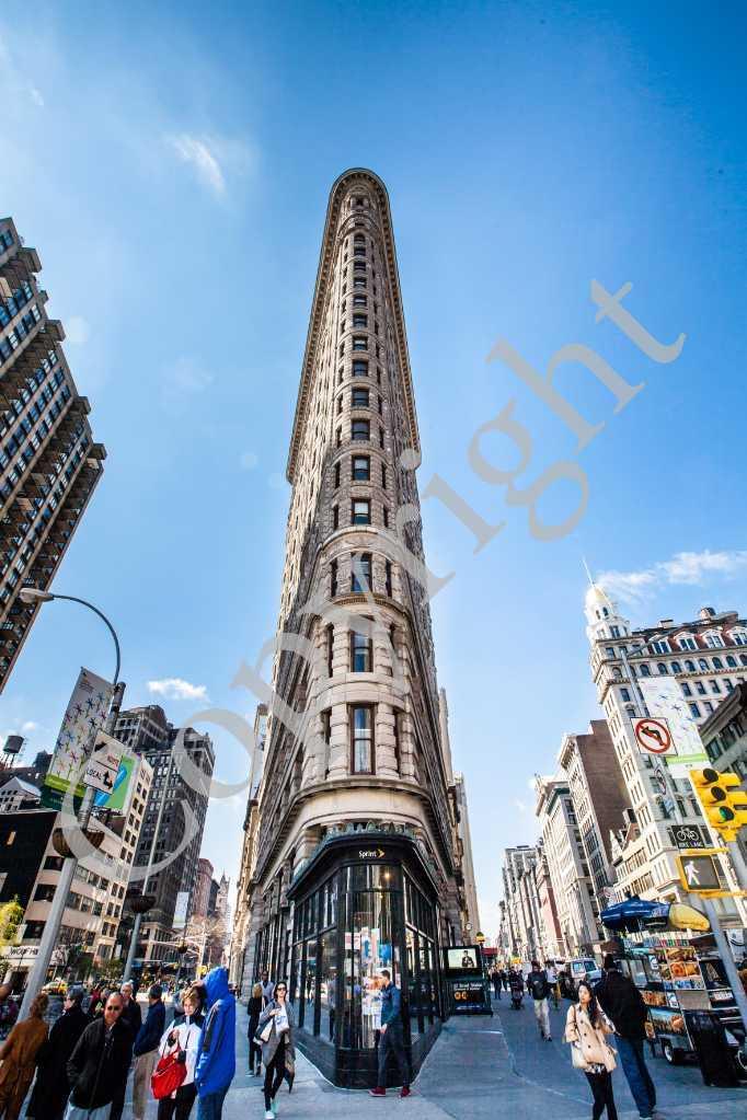 Batiment Flatiron Building New York IMG_1752