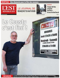 Fermeture Cousty