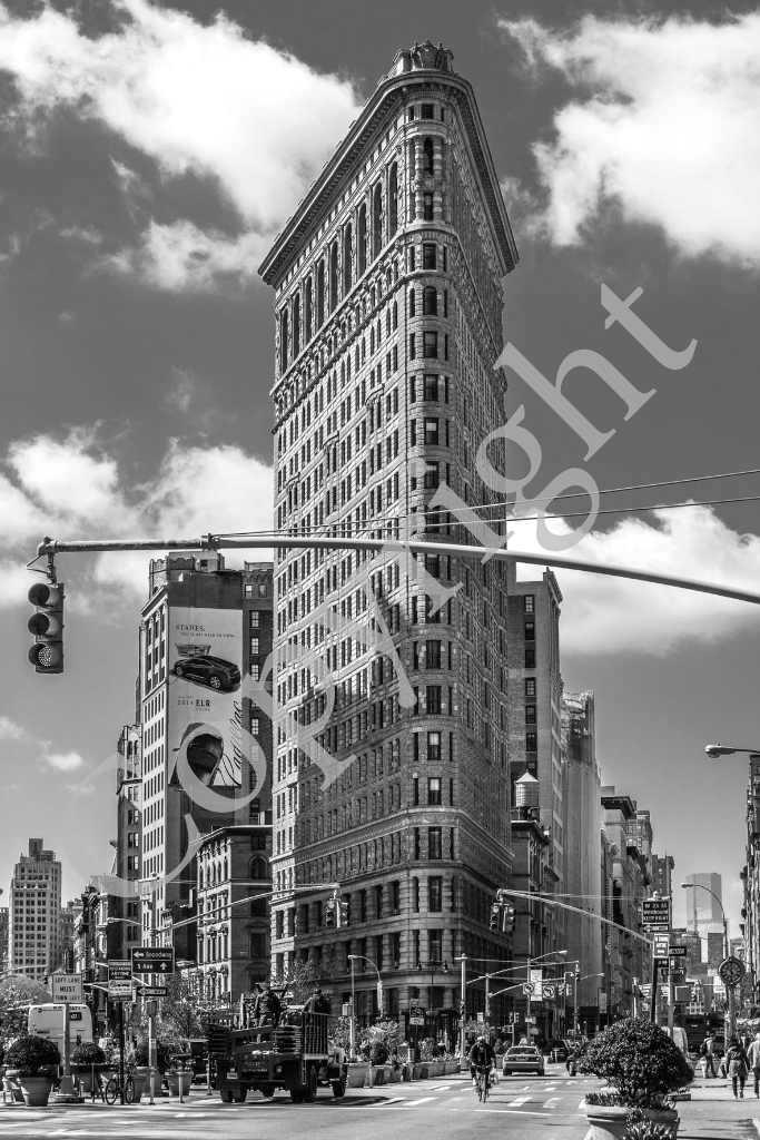 Batiment Flatiron Building New York IMG_1737